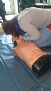 Pflegedienst Constanta - Erste Hilfe-Fortbildung