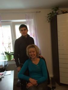 Pflegedienst Constanta - Igor Braun und Iryna Kabakova
